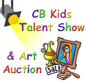 Talent Show and Art Auction
